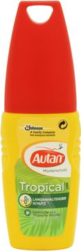 Autan Tropical Pumpsray 100ml