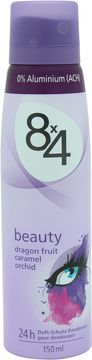 8x4 Deospray Beauty Female 150ml