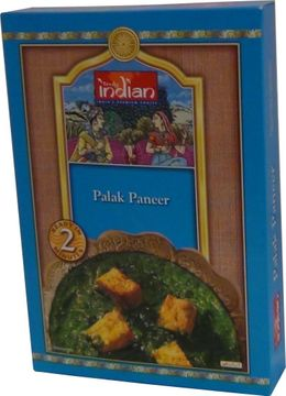 Truly Indian Palak Paneer 300g