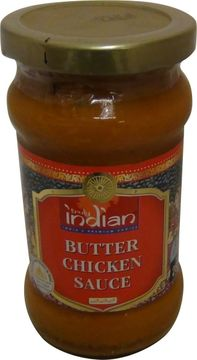 Truly Indian Butter Chicken Sauce 285g
