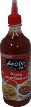 Exotic Food Sriracha scharfe Chillisauce 755ml