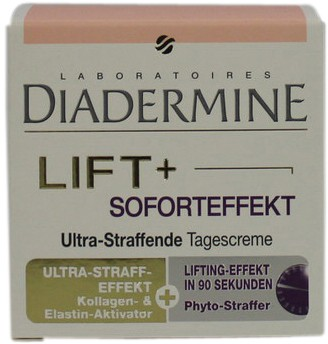 Diadermine Lift+ Soforteffekt Ultra-Straffende Tagescreme 50ml