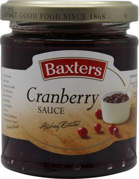 Baxter Cranberry Sauce 190g
