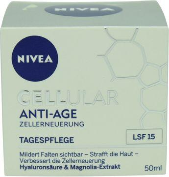 Nivea Cellular Anti Age Tagespflege LSF15 50ml