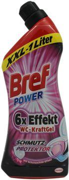 Bref Power WC-Kraft Gel Schmutz Protect 1L