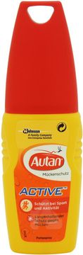 Autan active Pumpspray 100ml