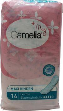 Camelia Extra Schutz Maxi Binden 14 Stück