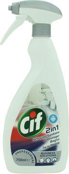 CIF Professional Badreiniger 2-in-1 750ml