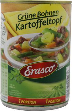 Erasco Grüne Bohnen Kartoffeltopf 400g