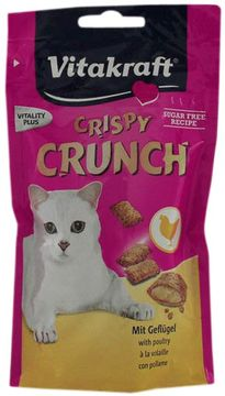 60G CRISPY CRUNCH GEFLUEGEL