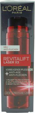 Loreal Revitalift Laser X3 vorbeugende Pflege Tag 50ml