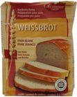 Küchenmeister Weissbrotbackmehl mit Hefe 1kg