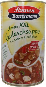Sonnen Bassermann XXL Gulaschsuppe 1240g