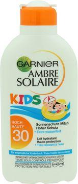 Garnier Ambre Solaire Sonnenmilch Kids LSF30 200ml
