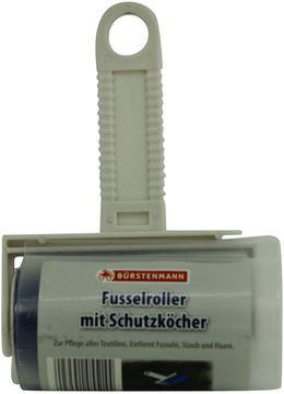 Bürstenmann Fusselroller mit Kappe abwaschbar