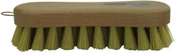 Bürstenmann Waschbürste Holz Myprenfibre gewellt