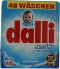 Dalli Waschmittel sensitiv 48 Wäschen 3,12kg