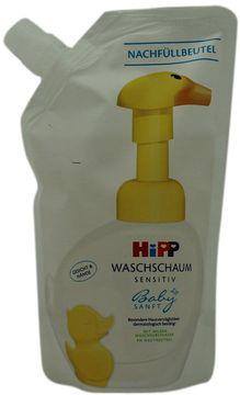 Hipp Babysanft Waschschaum Nachfüllpackung 250ml