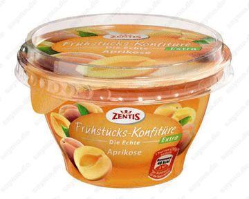 BUNDLE 08 - Zentis Frühstückskonfitüre Aprikose 200g  – Bild 1