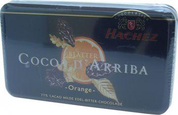 Hachez Cocoa Arriba Orange 150g