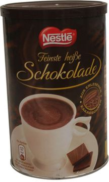 Nestle Heisse Schokolade 250g – Bild 1