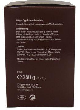 Krüger Trinkschokolade Classic 250g – Bild 3