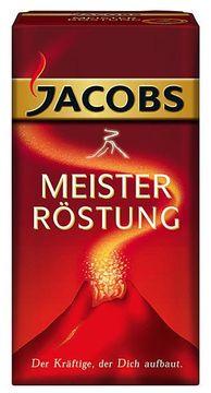Jacobs Meister Röstung 500g – Bild 1