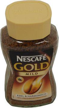 Nescafe Gold Mild 100g – Bild 1