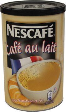 Nescafe Cafe au Lait 250g  – Bild 1