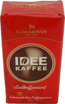 Idee Kaffee entcoffeiniert 500g – Bild 1