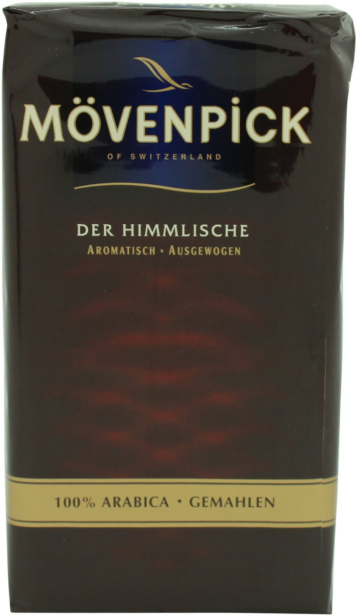 m venpick kaffee gemahlen 500g feinkost lebensmittel kaffee kaffeesorten bio kaffee. Black Bedroom Furniture Sets. Home Design Ideas