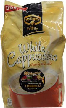 Krüger Family White Cappuccino Nachfüllbeutel 500g – Bild 1