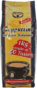 Krüger Gastro Cappuccino 1kg