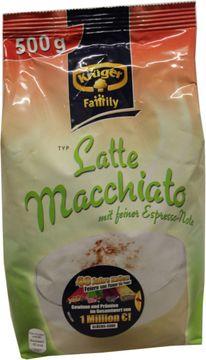 Krüger Bon Cafe Latte Macchiato 500g – Bild 1