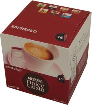 Nescafe Dolce Gusto Espresso 96g – Bild 1