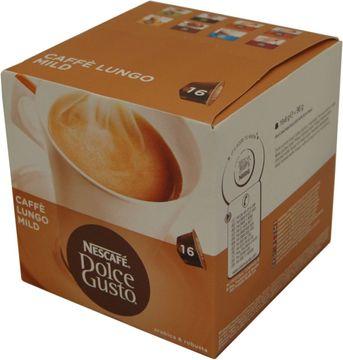 Nescafe Dolce Gusto Caffee Lungo Mild 96g – Bild 1