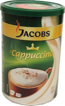 Jacobs Cappuccino Dose 220g – Bild 1