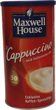 MAXWELL Cappuccino 500g – Bild 1