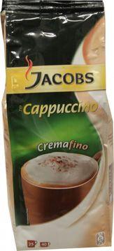 Jacobs Leicht Cappuccino Nachfüllbeutel 400g – Bild 1