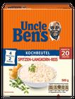 Uncle Bens 20 Minuten Reis Kochbeutel 500g