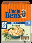 Uncle Bens 10 Minuten Naturreis im Kochbeutel 500g