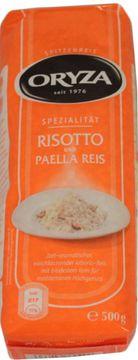 Oryza Risotto und Paella Reis 500g