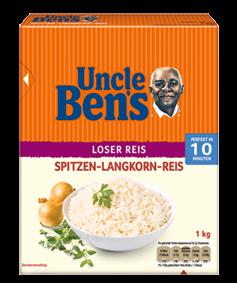 Uncle Bens 10 Minuten Reis lose 1kg – Bild 1