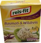 reis fit Basmati + Wildreis 500g 001