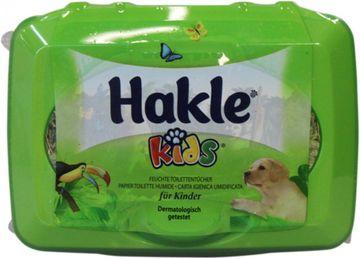 Hakle Feucht Box Kids 42 Blatt – Bild 1