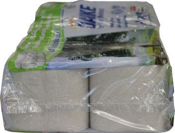 Danke Toilettenpapier 3-lagig 8 x 150 Blatt – Bild 1