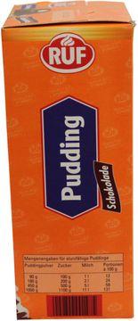 RUF Puddingpulver Schokolade zum Kochen 1kg – Bild 2