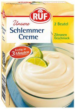 RUF Schlemmer Creme Zitrone 2er Pack