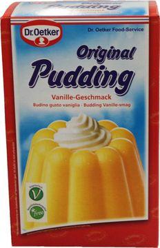 Dr. Oetker Pudding Vanille-Geschmack 1kg – Bild 1