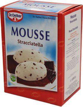 Dr. Oetker Mousse Stracciatella 1kg – Bild 2